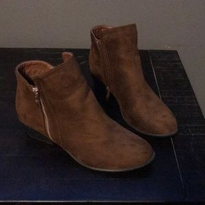 Top Moda ankle booties